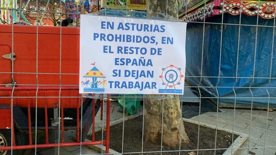 Festejos cierra barracas en Las Meanas y La Exposición por las nuevas restricciones