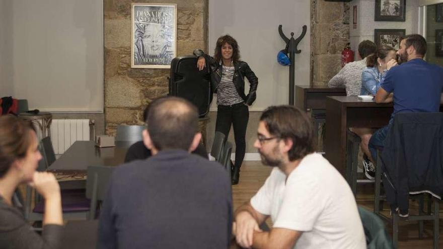 Nicol's Café conjuga un monólogo-tributo a Tina Turner con gastronomía