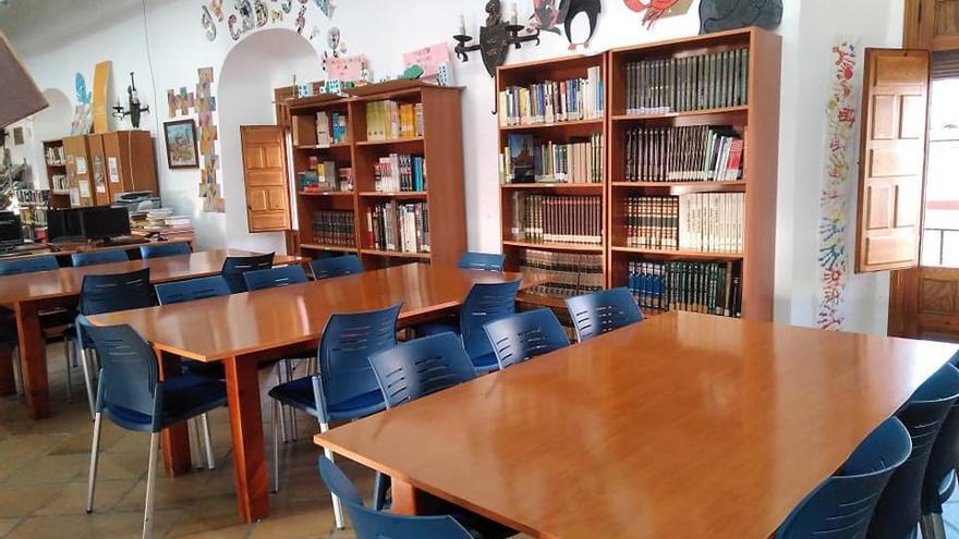 La biblioteca de El Carpio, premio por fomentar la lectura