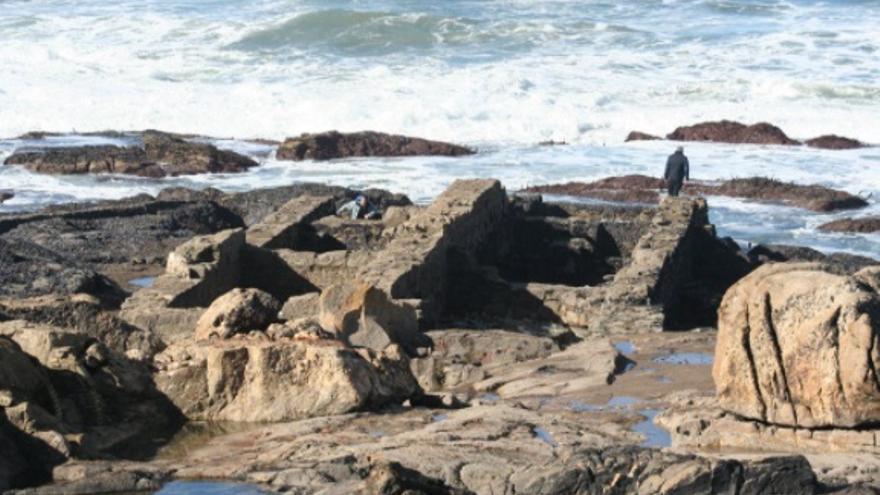 A Guarda Patrimonio del mar