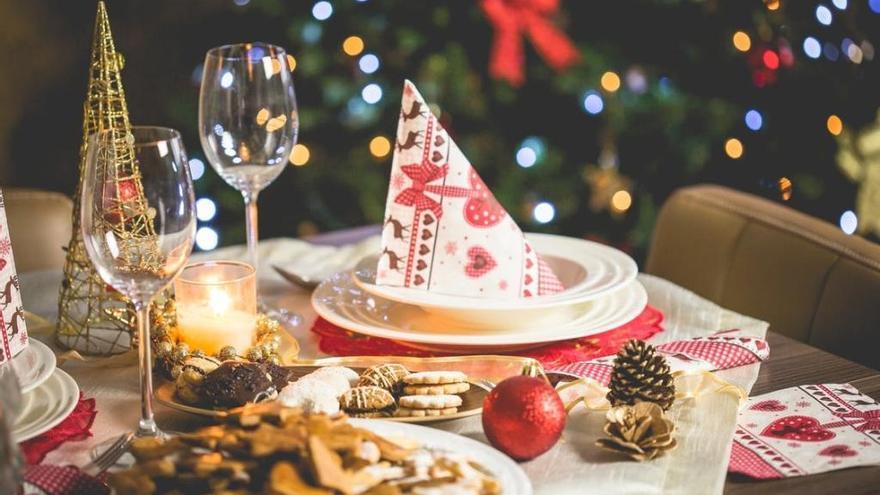 Trucos para evitar los excesos en las comidas de Navidad