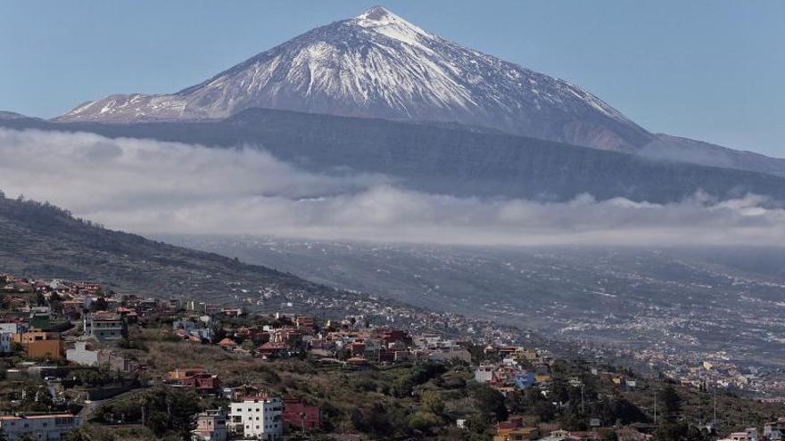 La contaminación del aire baja un 35% en Canarias hasta octubre