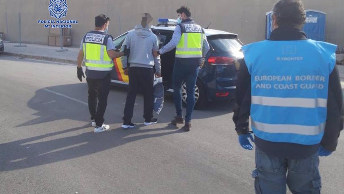 Detenido en la Región por un homicidio en Argelia -