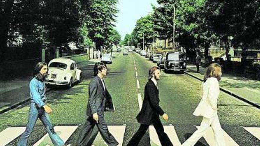 El darrer disc (editat) dels Beatles