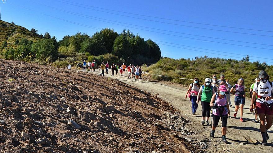 Ruta a Parada en apoyo a colegios del Himalaya