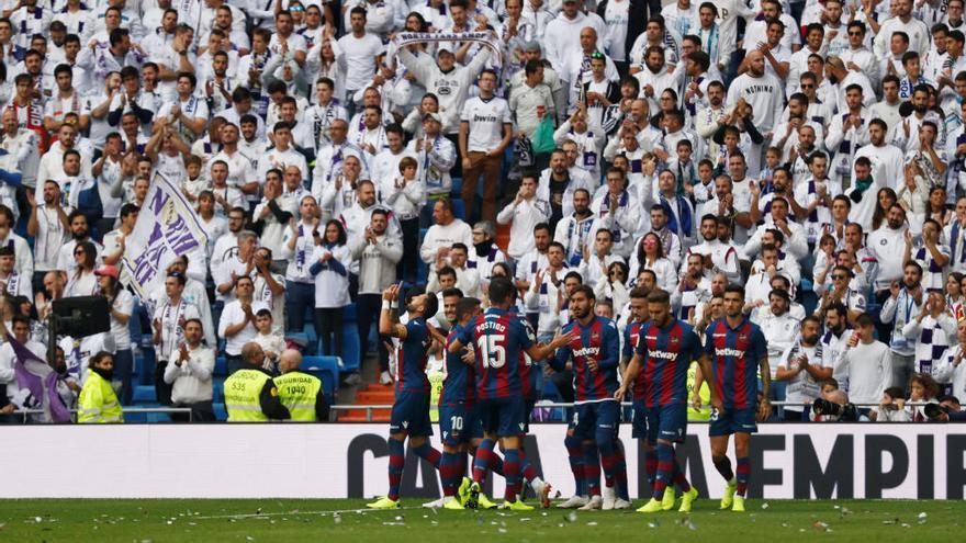 El Llevant furga en la ferida del Madrid i deixa Lopetegui contra les cordes