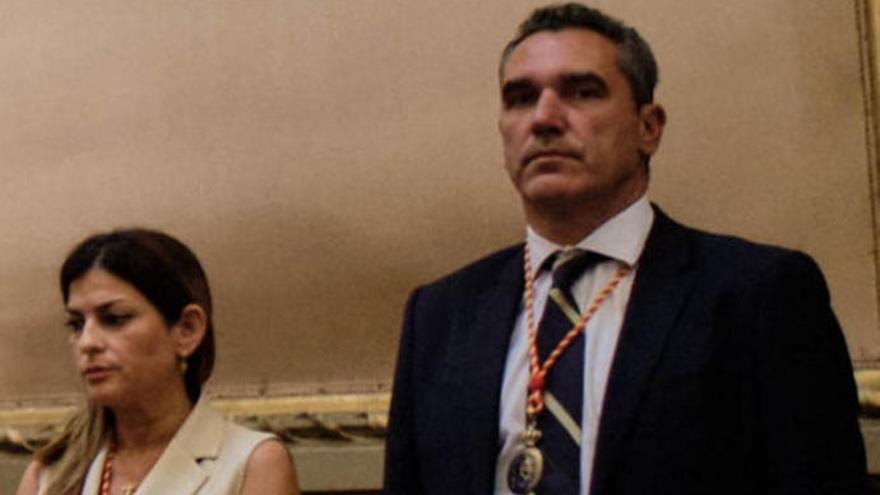 Zambudio y Lazcano presentan una demanda contra su expulsión de Ciudadanos