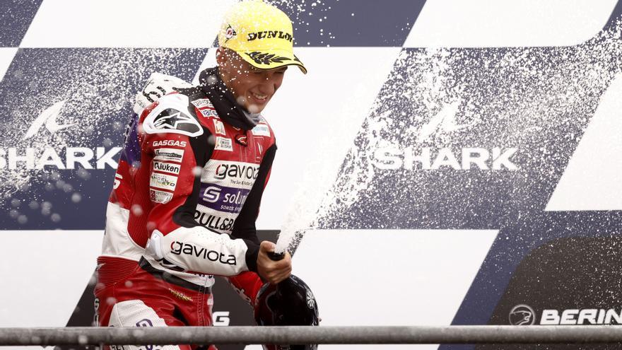 """Sergio García Dols: """"Me gustaría dar el salto a Moto2 el próximo año"""""""