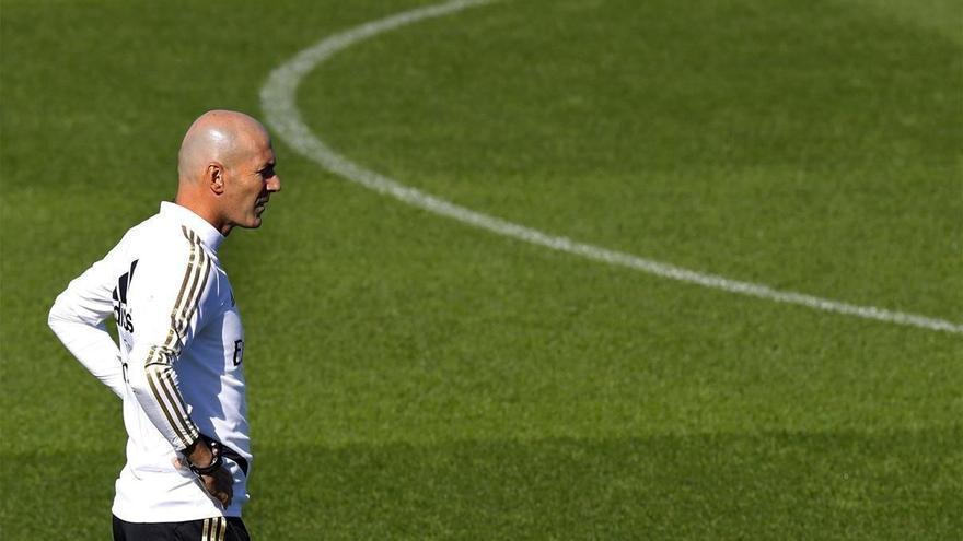 Zidane pierde a Modric, Bale y Lucas Vázquez para Mallorca