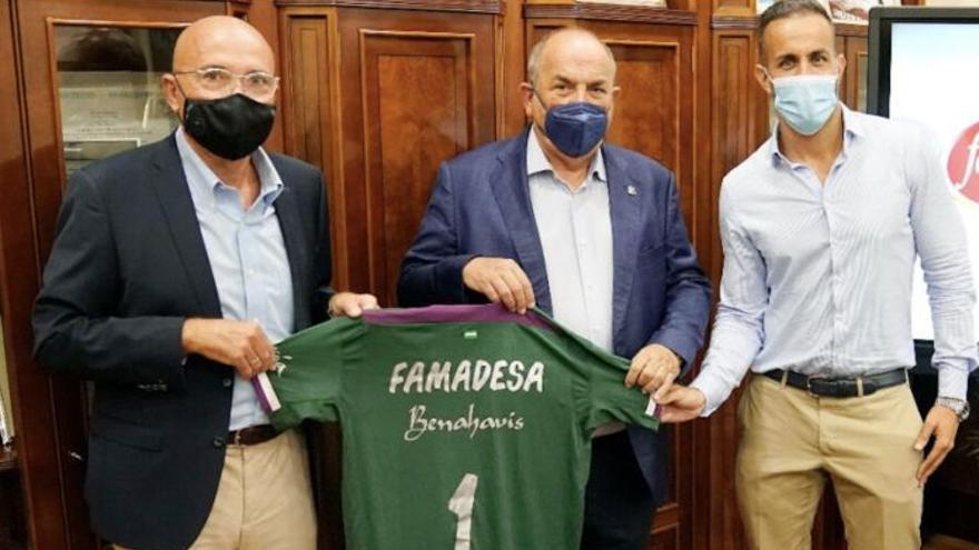 Famadesa refuerza su apoyo sobre el Unicaja Baloncesto