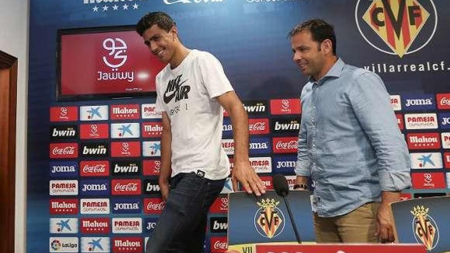 Roig dice que el Atlético fichó a Rodri sin saberlo el Villarreal
