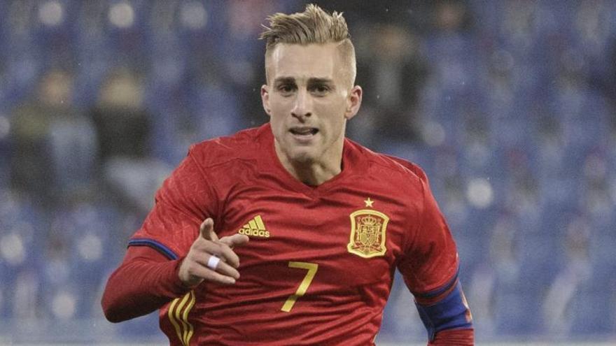 Deulofeu firma con el Barcelona hasta 2019