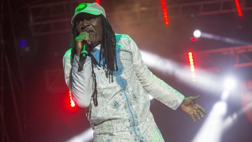 Alpha Blondy, la voz del reggae por la paz