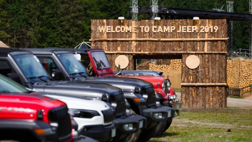 El Camp Jeep 2019 reúne a más de 1.500 entusiastas del todoterreno americano