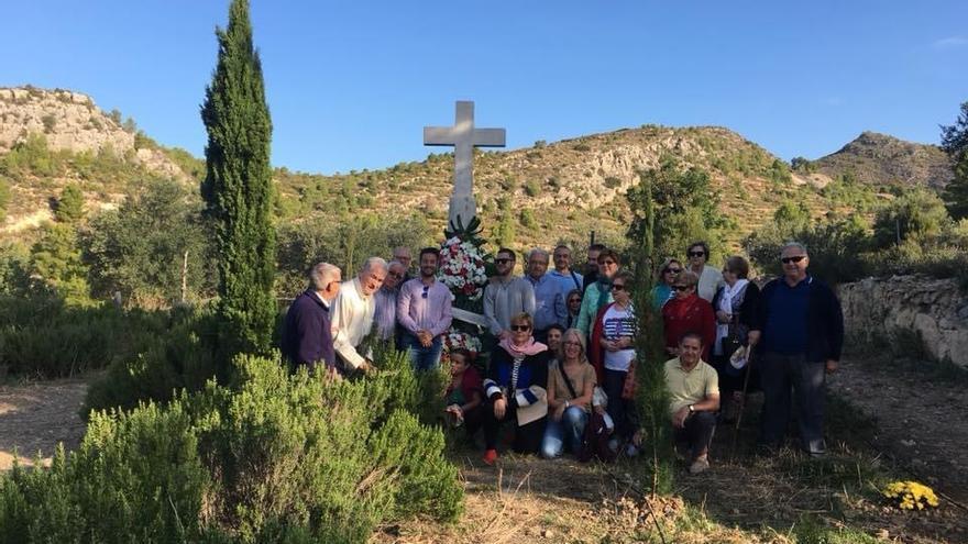Loriguilla retoma este año su tradicional subida al Pueblo Viejo por Todos los Santos