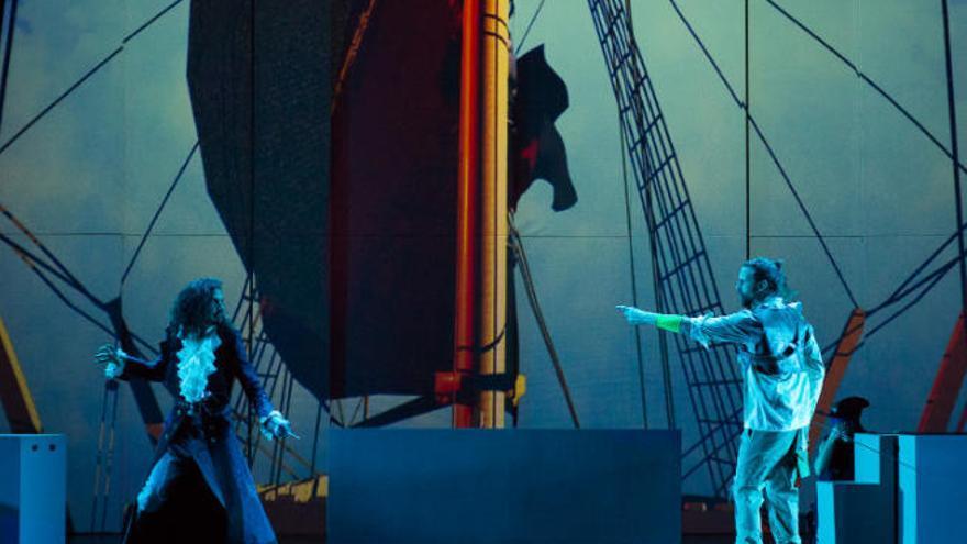 Peter Pan se instala en el Galdós