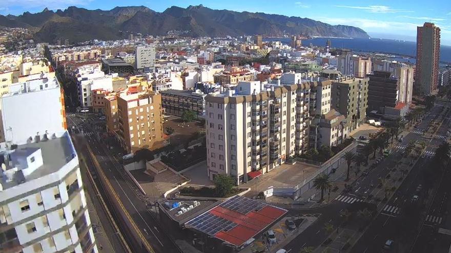 Domingo de intervalos nubosos en Canarias