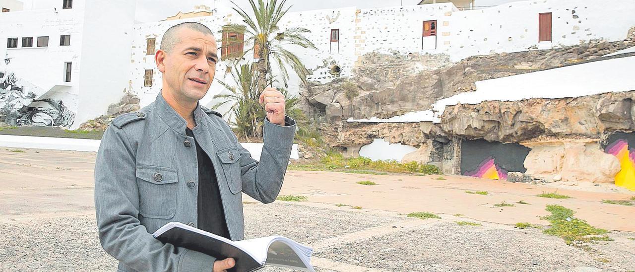 El historiador Carmelo Torres