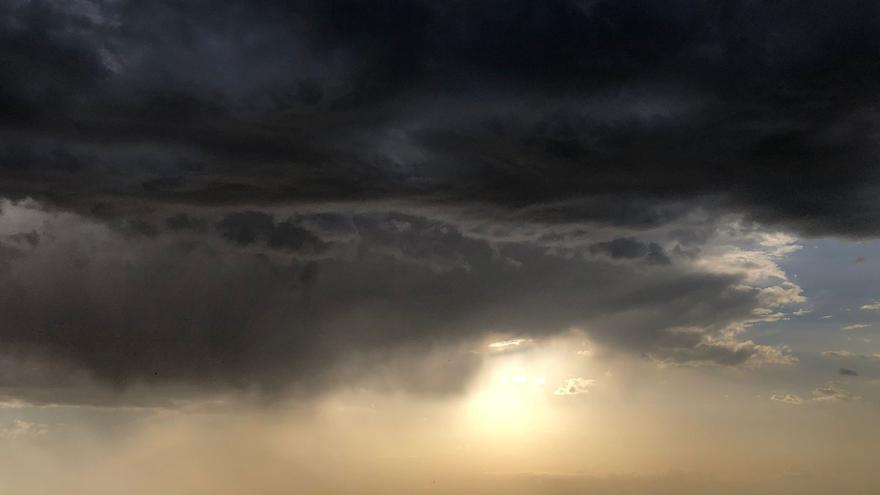 El tiempo en Zamora hoy, domingo | Las tormentas templan la subida de las temperaturas mínimas