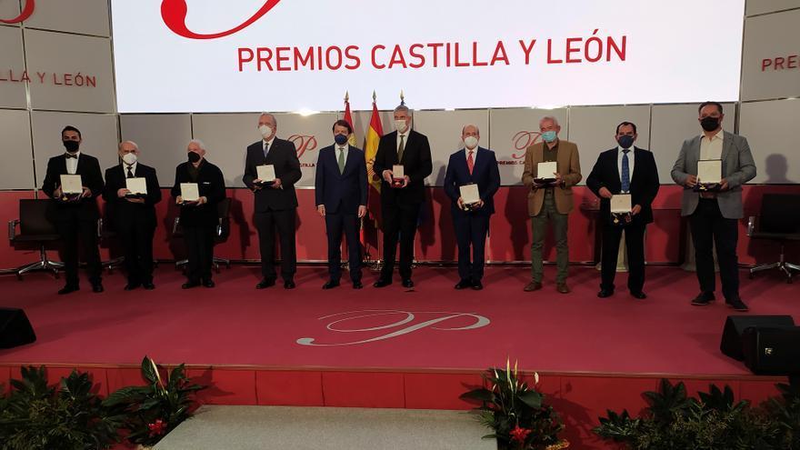 Castilla y León reconoce a siete referentes de la comunidad por sus méritos, esfuerzo, trayectoria y compromiso social