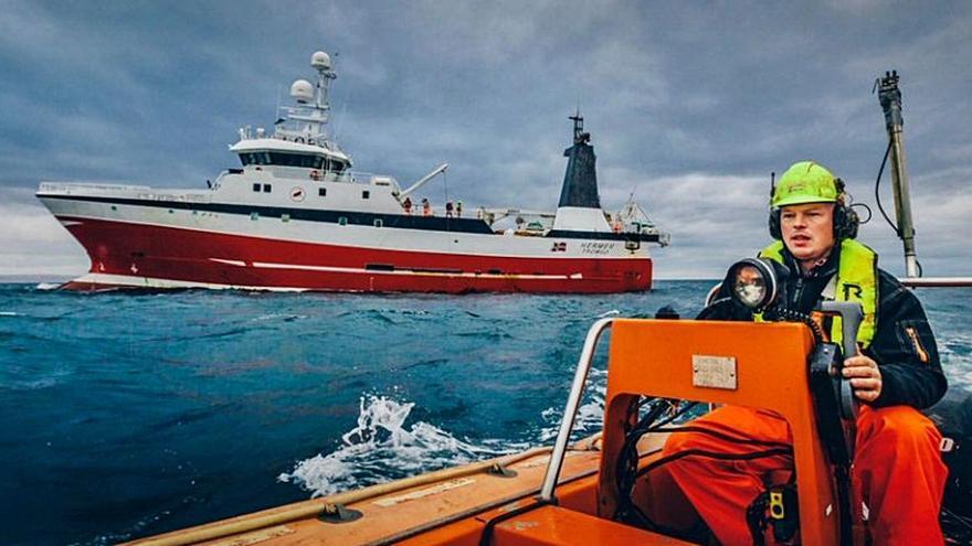 Aumenta la tensión entre Bruselas y Oslo por la guerra del bacalao