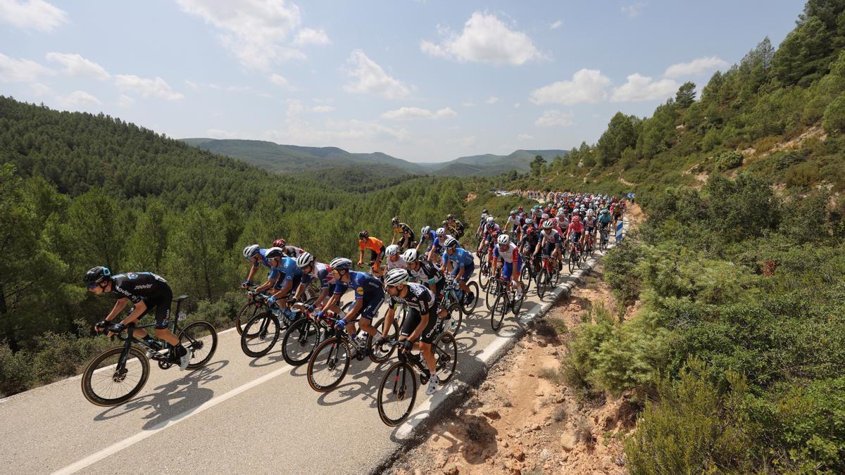 Etapa 6 de la Vuelta a España: Tarancón - Albacete
