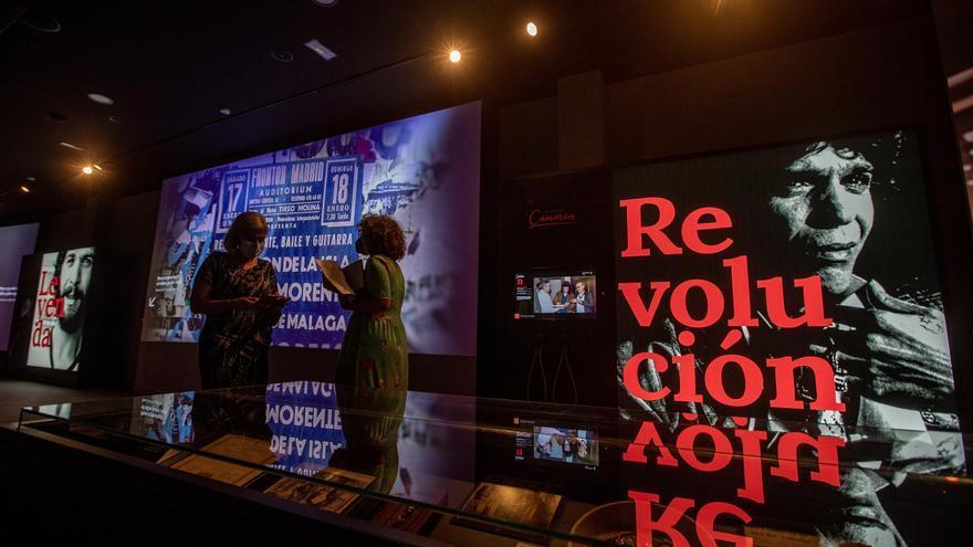 Abre el museo dedicado a la vida de  Camarón de la Isla