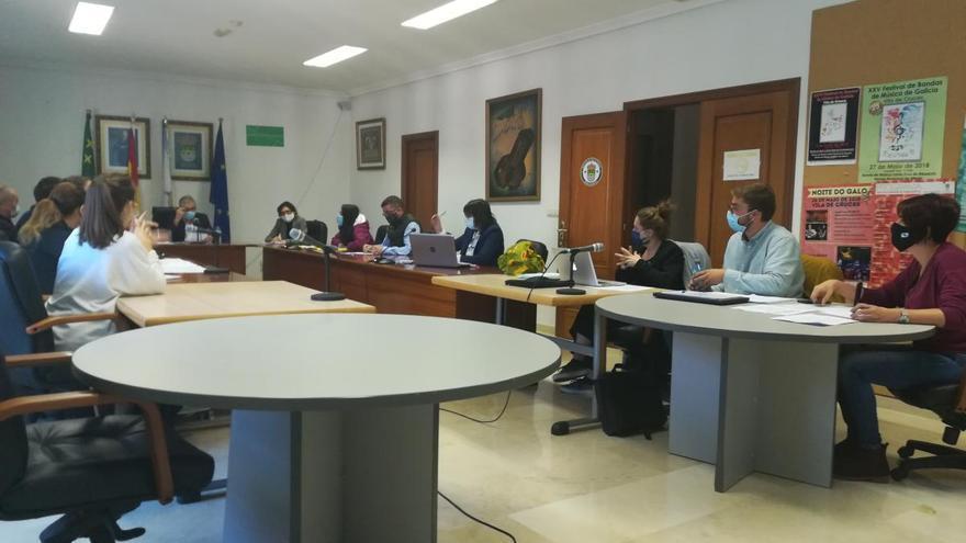 Vila de Cruces vuelve a llevar a pleno las tres obras que frenó la oposición la semana pasada