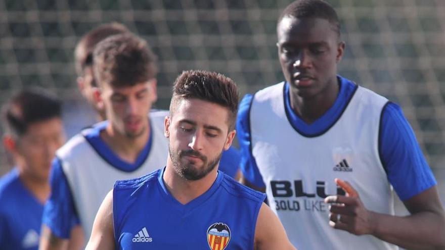 Nacho Gil se desvincula del Valencia CF