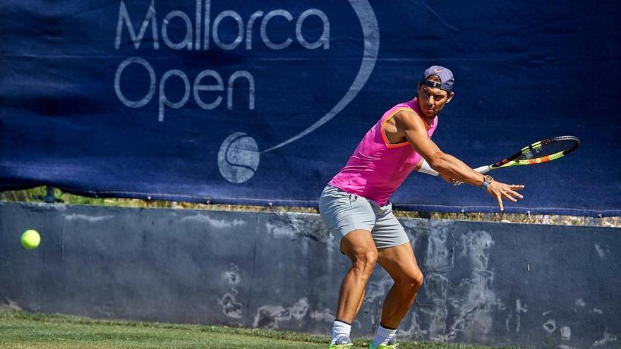Suspenden la Mallorca Championships de tenis