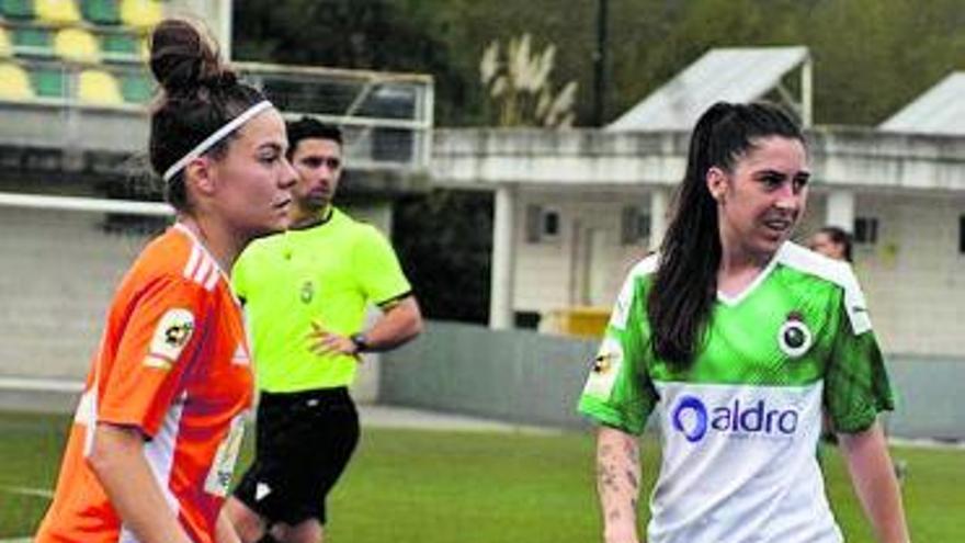 """El Oviedo Femenino ficha a Ibarrola: """"Tengo bastante gol"""""""