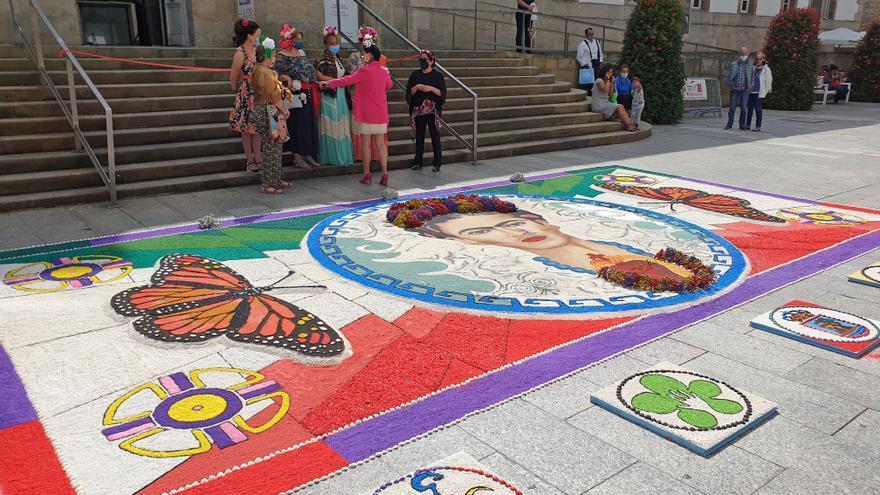 """Frida Kahlo """"resucita"""" en Príncipe... por unas horas"""