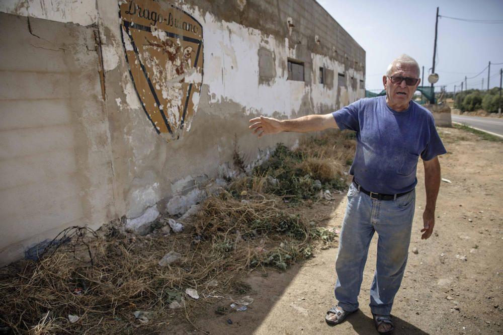 Matan a golpes a un turista holandés en Son Ferriol
