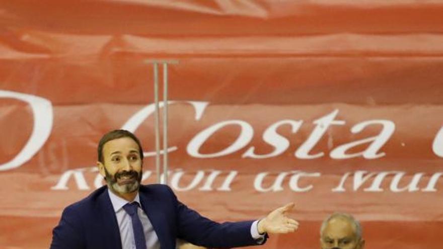 """Sito Alonso espera a un Barça """"con rabia contenida"""" en el estreno liguero ante el UCAM Murcia CB"""