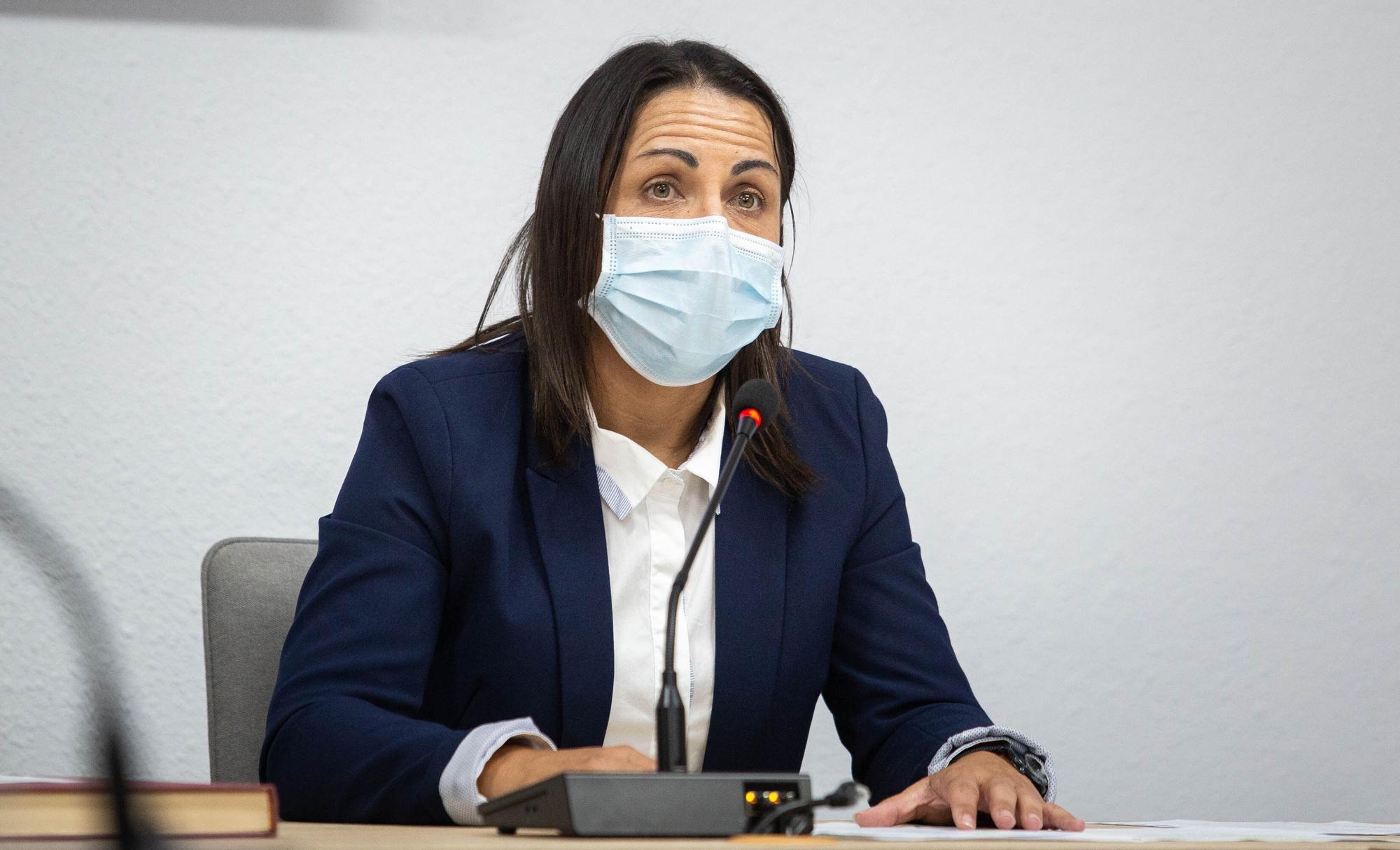Elección de la nueva alcaldesa de El Tanque