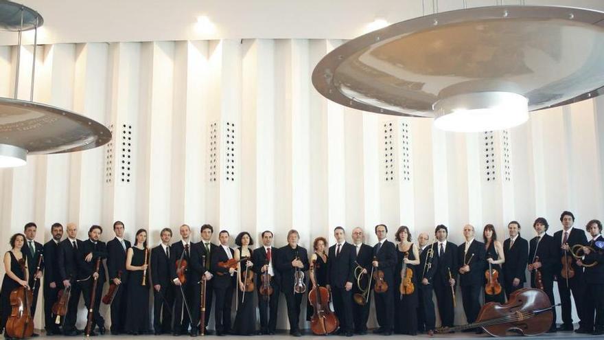La catedral acoge un concierto barroco
