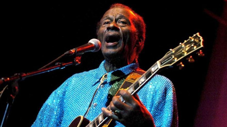 Mor Chuck Berry, pioner del rock 'n' roll