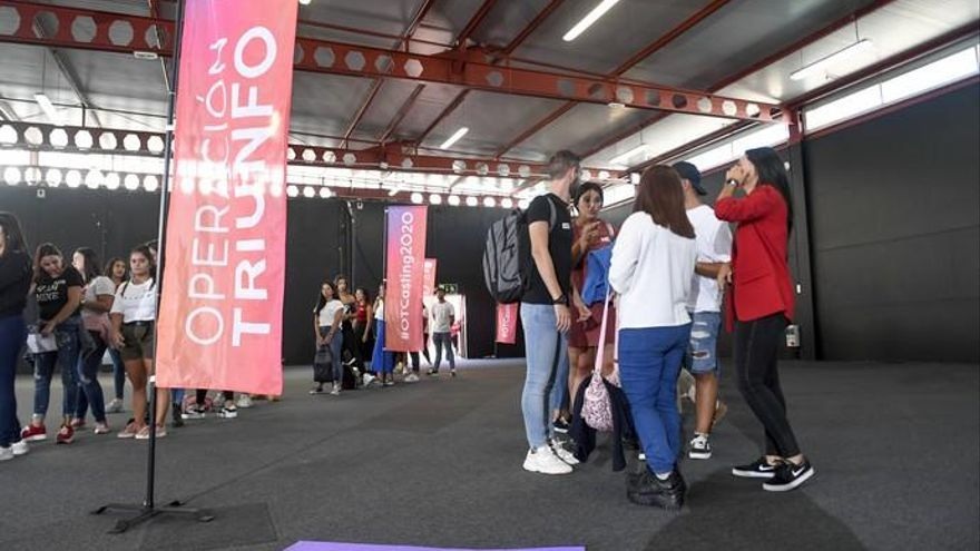 Casting OT 2020 en Canarias