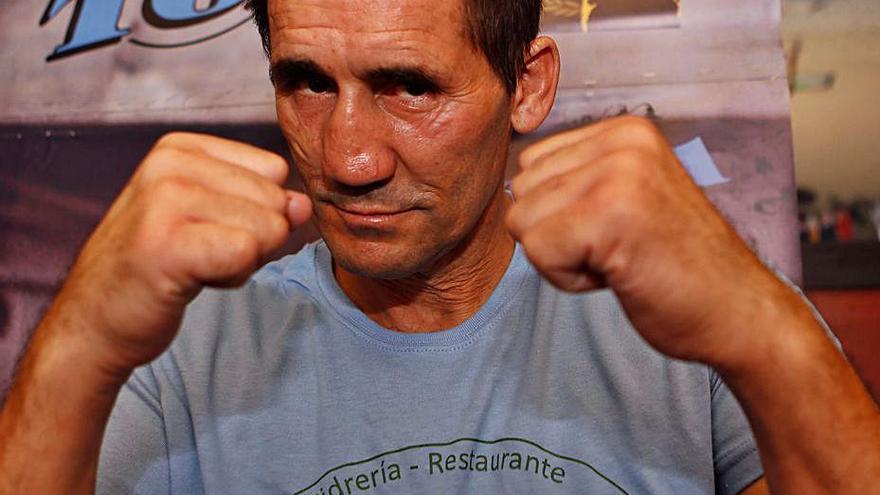 El exboxeador Poli Díaz, detenido en Gran Canaria cuando renovaba el DNI
