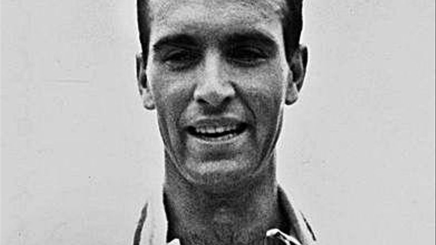 Mor l'extennista Andrés Gimeno, campió de Roland Garros l'any 1972