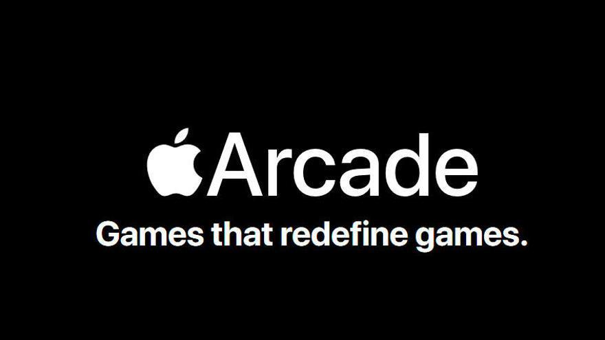 Apple anuncia Arcade, su servicio de suscripción para videojuegos