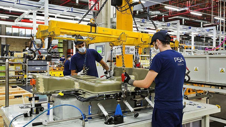 España vuelve a las quinielas para acoger la tercera planta de baterías de Stellantis