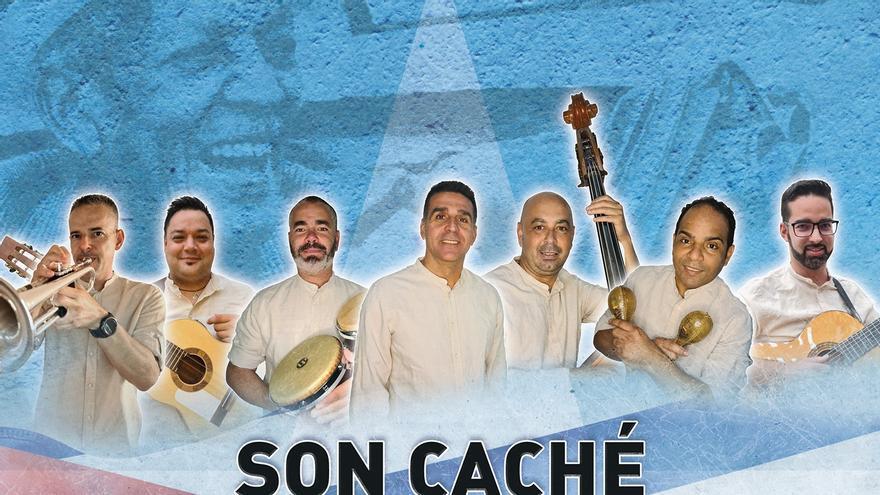 Son Cache presenta: Compay Segundo, su paso por Canarias