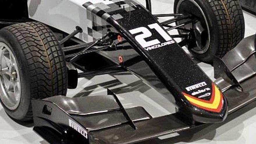 Espectacular cambio de imagen del Campos Racing