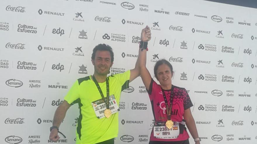 El Maratón de Valencia bate el récord de integración