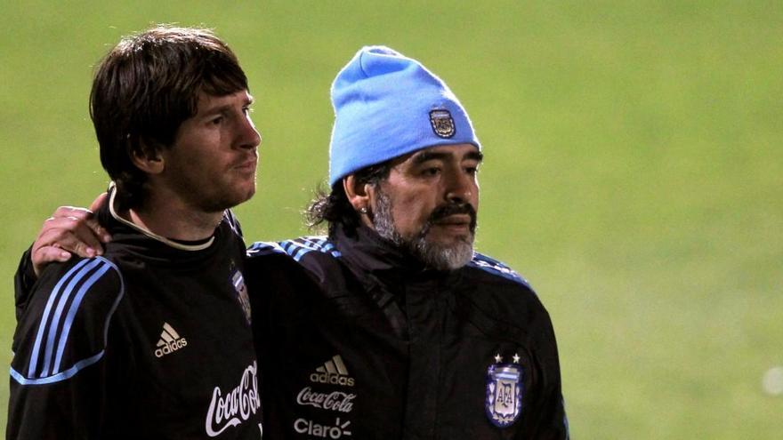 ENCUESTA | ¿Es Maradona es el mejor de la historia?