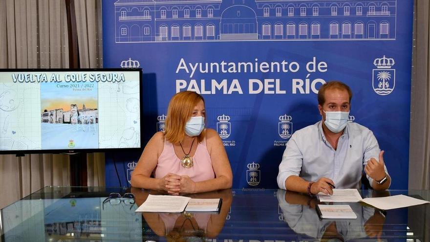 Palma del Río destina 237.000 euros para la puesta a punto de los colegios