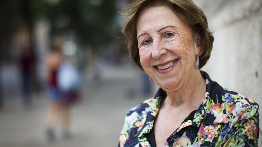 Muere la profesora y escritora valenciana Carme Miquel