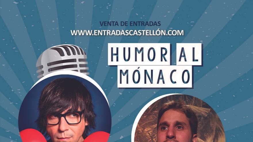 Humor al Mónaco con Luis Piedrahita