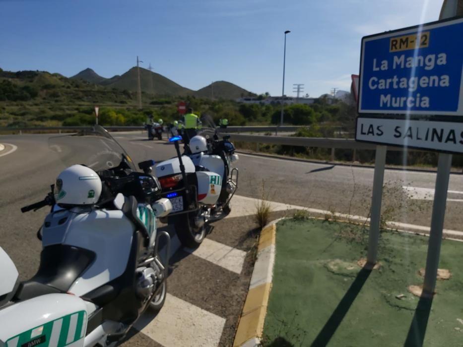 Controles en la Región por el Puente de Mayo